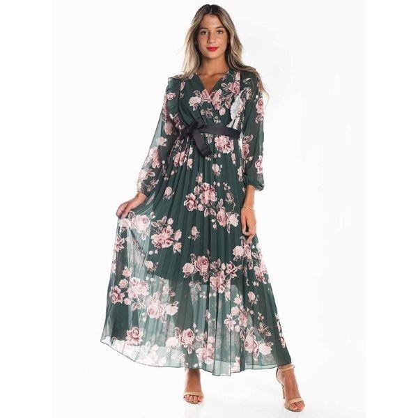 Como usar echarpe   Vestidos, Vestidos compridos e Comprar