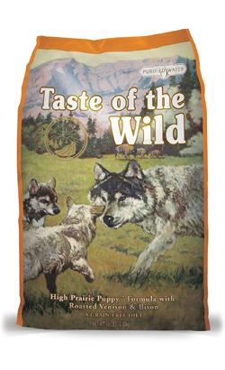 Taste of the Wild - Taste of the Wild High Prairie Puppy Formula