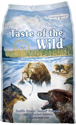 Taste of the Wild - Taste of the Wild Pacific Stream Canine Formula