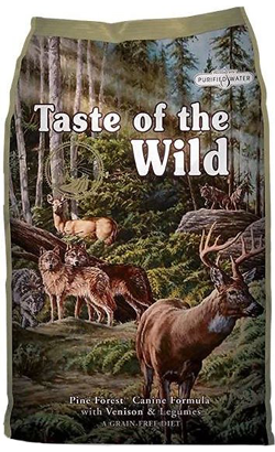 Taste of the Wild - Taste of the Wild Pine Forest Canine Formula