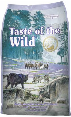 Taste of the Wild - Taste of the Wild Sierra Mountain Canine Formula