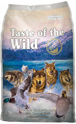 Taste of the Wild - Taste of the Wild Wetlands Canine Formula