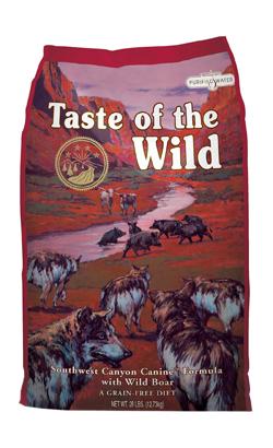 Taste of the Wild - Taste of the Wild Southwest Canyon Canine Formula