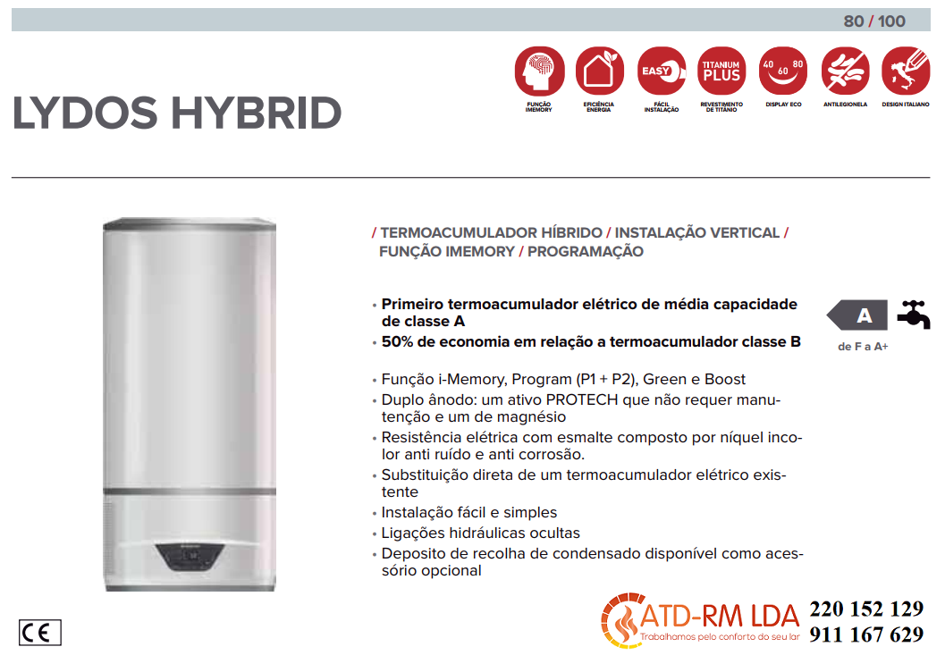ARISTON LYDOS HYBRID
