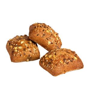 Pãozinho com Centeio e Cereais 12 uds