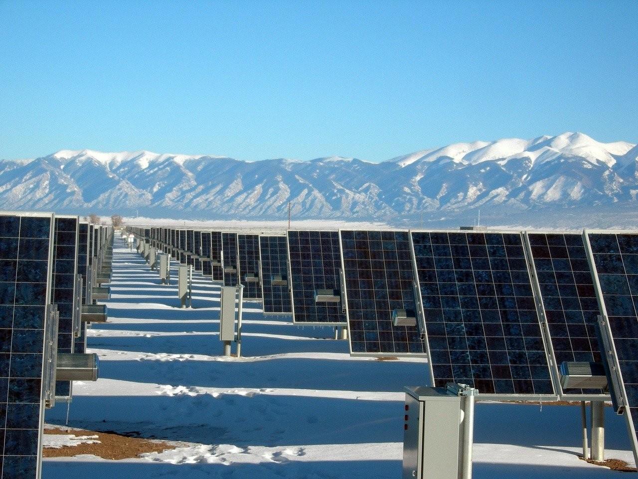 energia solar no inverno fronius
