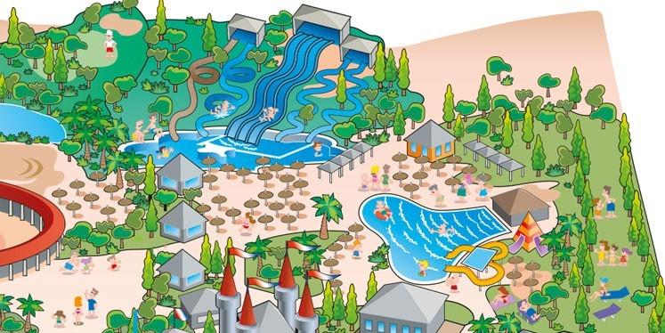 parque aquatico family secrets dicas