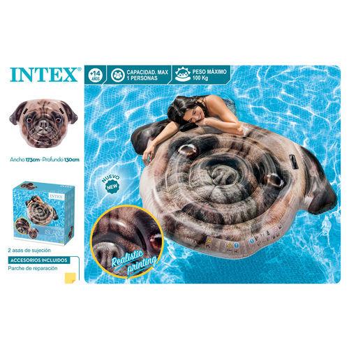 Colchão Insuflável cão para praia ou piscina