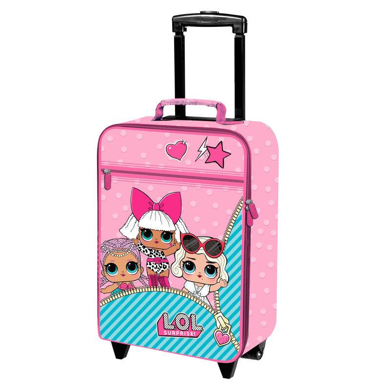 Trolley - mala de viagem LOL Surprise