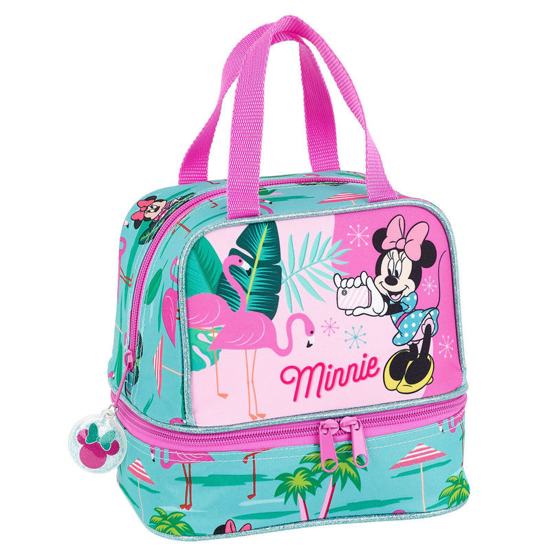 Lancheira Minnie Palms Disney
