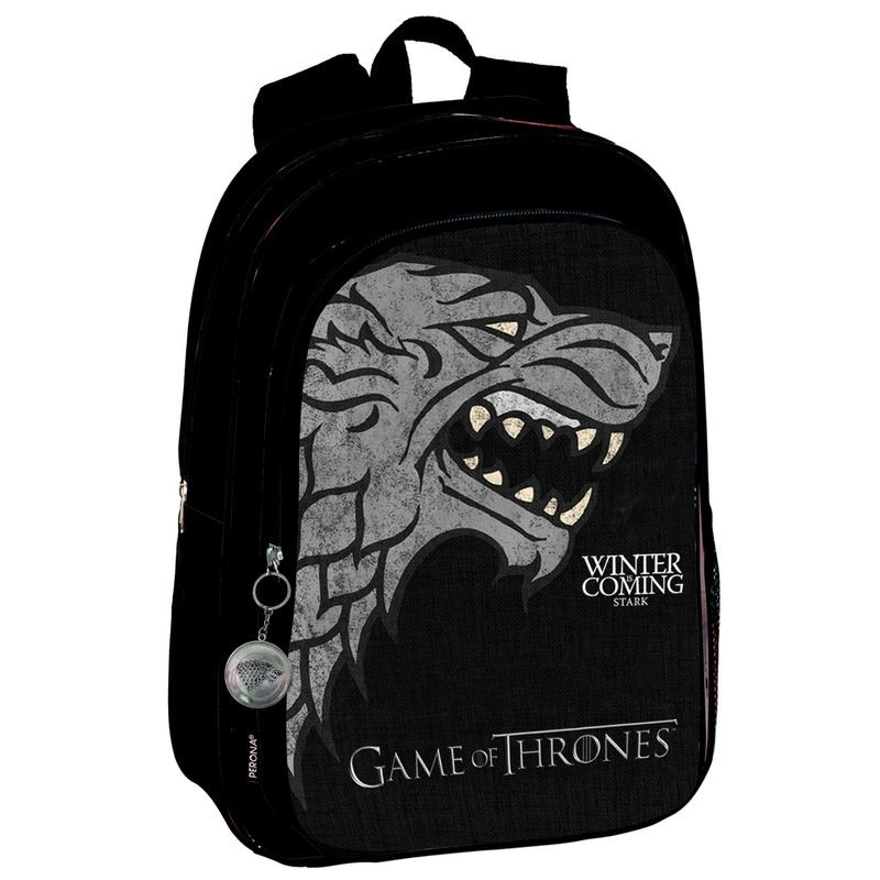Mochila Stark Game of Thrones 43cm