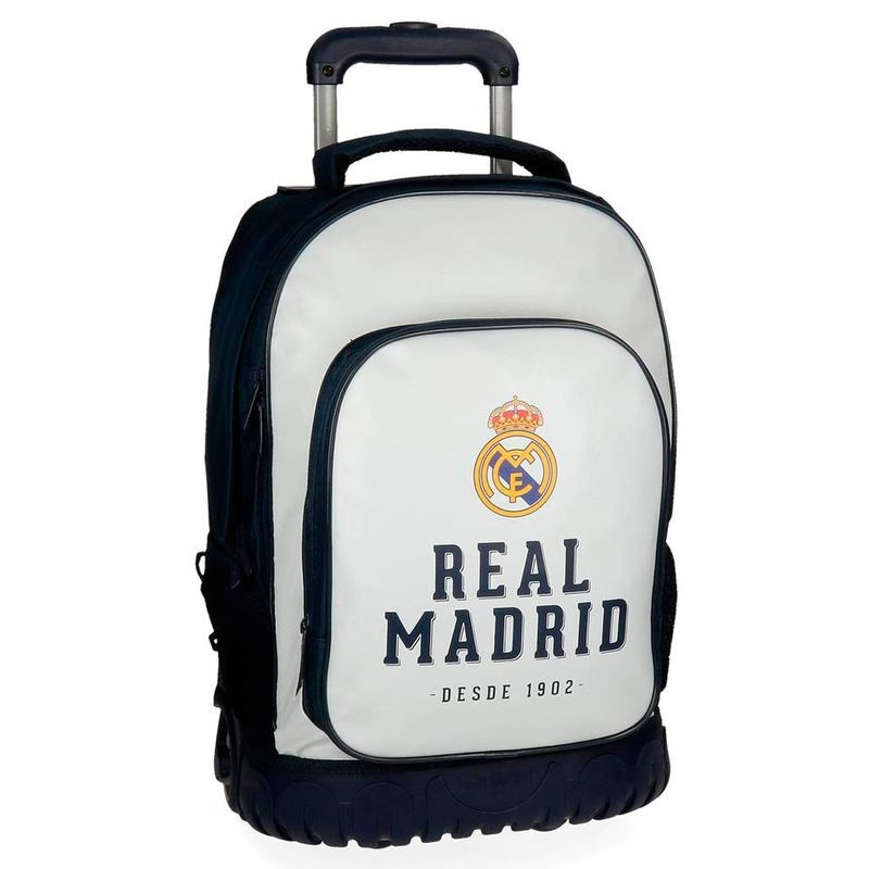 Maleta/ trolley Real Madrid 2 rodas 50cm