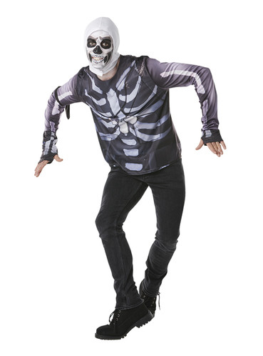 Camisola de Fortnite Skull Trooper para adolescente
