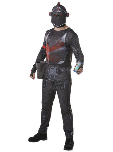 Fato de Fortnite Black Knight para adolescente