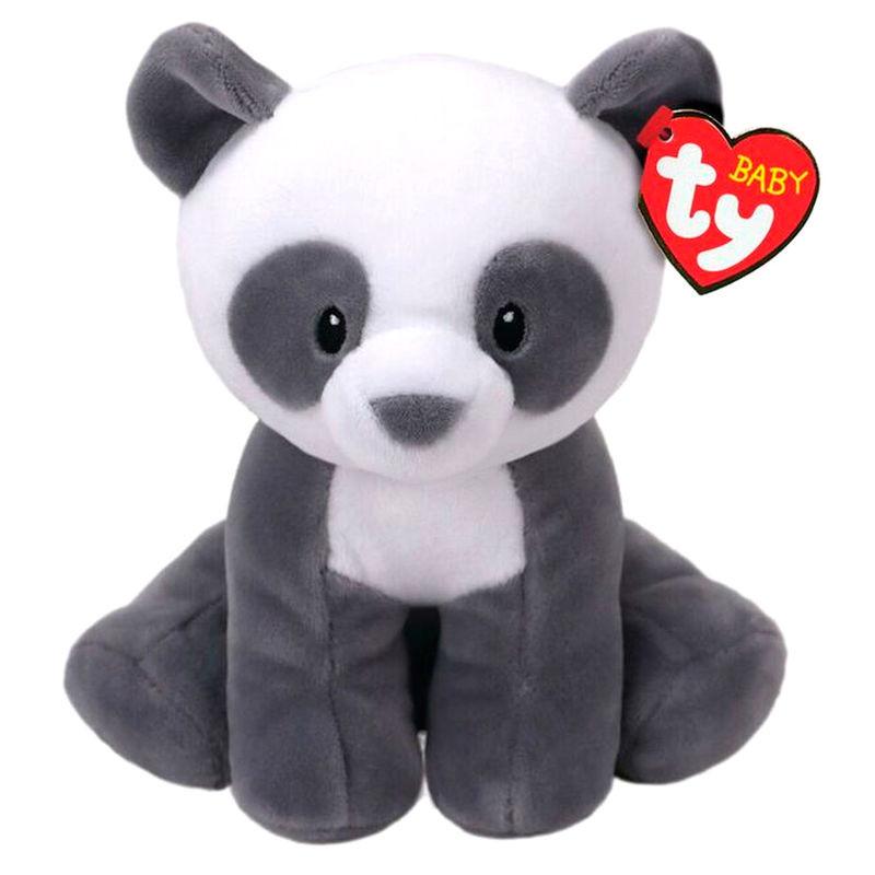 Peluche TY Beanie Boos Panda Mittens 15cm