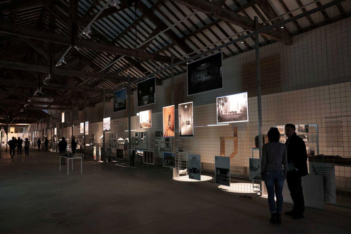 Casa da arquitectura inauguração - fonte DN