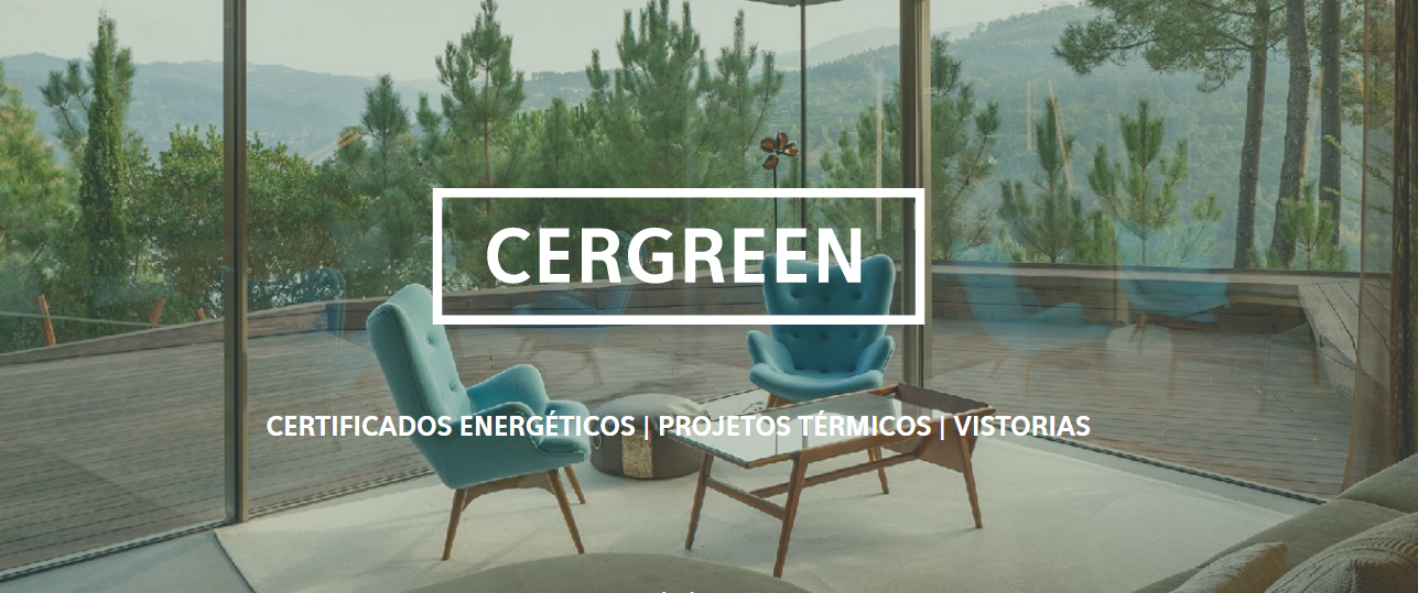 Energetic certificate Cergreen by mjarc architects