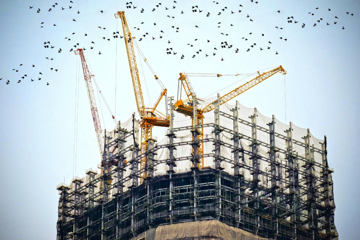 Construção e arquitetura mjarc