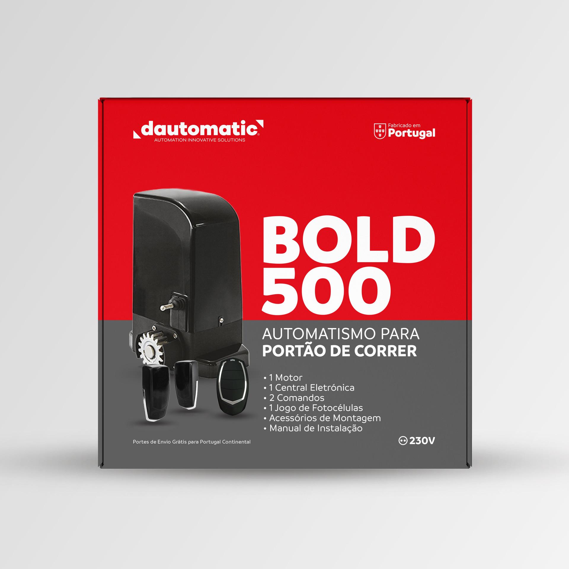 Dautomatic Bold 500