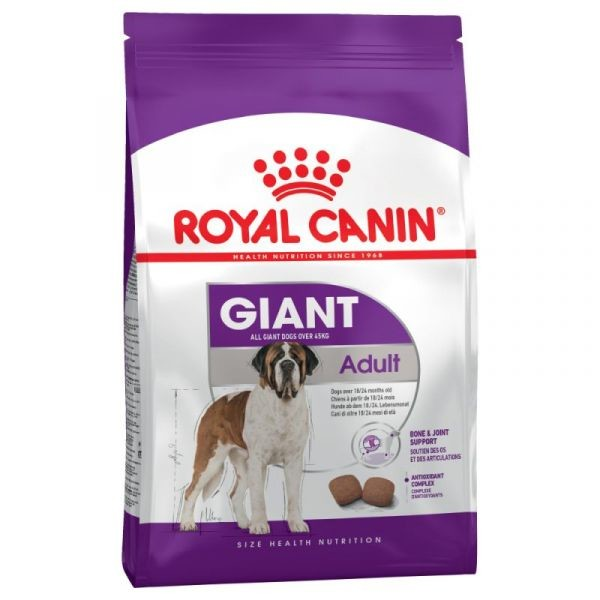 Royal Canin - Royal Canin Giant Adult 15Kg