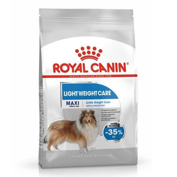 Royal Canin - Royal Canin Cão Maxi Light Weight Care 10Kg