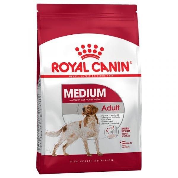 Royal Canin - Royal Canin Medium Adult 15Kg