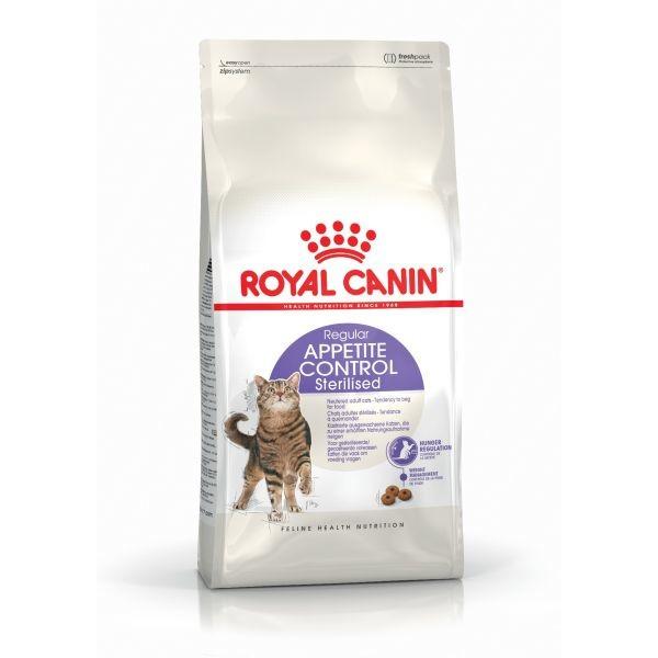 Royal Canin - Royal Canin Sterilised Appetite Control